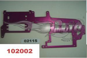 02115 Radio / Fuel Tank Tray
