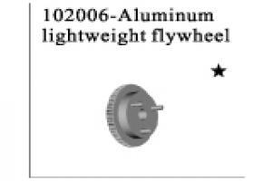 Aluminium Lightweight Flywheel