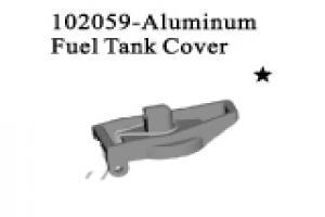 Aluminium Fuel Tank Cover