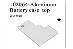 Aluminum Battery Case Top Cover