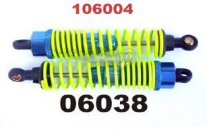 06038 Alum.Shock Absorber 2P