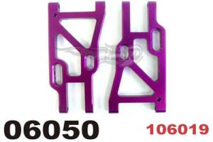 06050 Alum.Front Lower Suspension Arm 2P