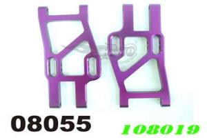 08055 Alum.Front lower arm 2P