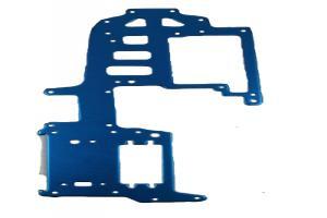 Aluminum upper plate