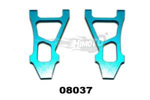 08037B Aluminum Front Lower Arm 2PCS