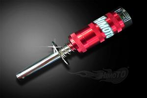 METERED GLOW PLUG STARTER WITH CHARGER