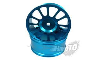 Rear Wheel Rims Al. 2P