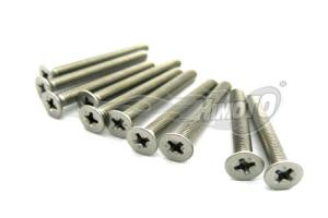 PLATE HEAD TITANIUM SCREW 4x35mm