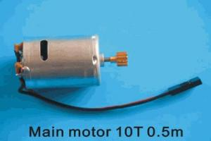 Main motor 10T 0.5m