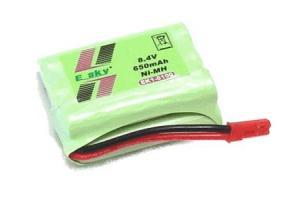 8.4V 650mAh Ni-Mh battery