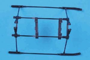 Battery hanger&Skid set