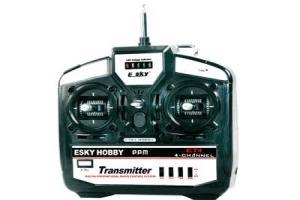 Transmitter 4CH (W/trainer)