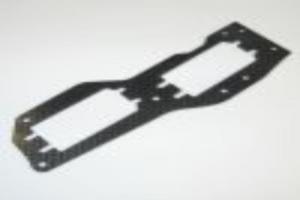 Carbon fiber servo tray