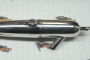 Aluminum Tuned Pipe