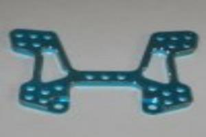 Blue billet Aluminum Front Shock Tower