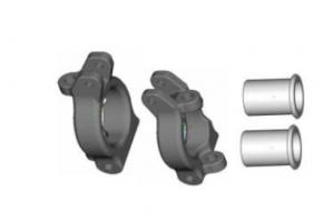 Steering Hub Carrier (L/R) 2pcs