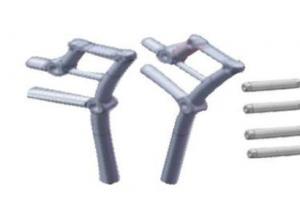 Wing mount brace(L/R)+Joint Post