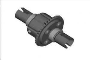 Complete Front/Rear Differential gear set