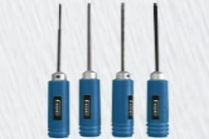 Allen screw driver set  3mm, 2.5mm, 2mm, and 1.5mm