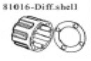 Differential Case and gasket