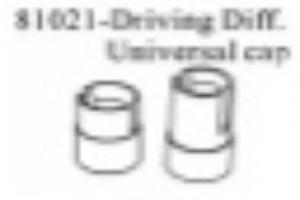 Front/Rear pinion drive cups 2pcs