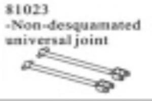 Steel Front Universal Drive Shaft