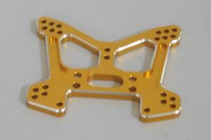 Upgrade Part-Gold Billet Aluminum Rear Shock Tower QTY 1