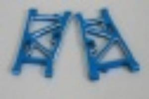 Upgrade Part-Blue Aluminum Rear lower suspension arm QTY 2