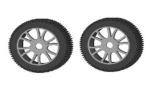 Wheels Complete(85890+85732) 2P