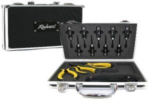 13 Piece Tool Kit with Aluminum Case