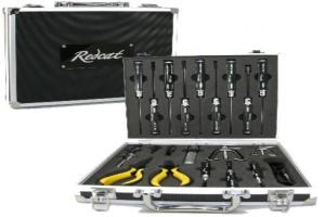 21 Piece Toolkit with Aluminum Case