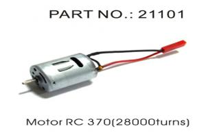 RC370 Can Motor (21101)