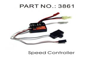 Brushed Speed Control (ESC) (3861)