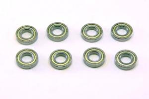 Ball Bearing(24*12*6) 8PCS (50069)