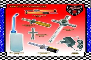Starter Kit Set (80142A)