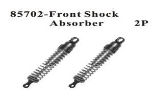 Aluminum Front Shock Absorbers 2Pcs (85702)