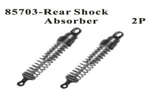 Aluminum Rear Shock Absorbers 2Pcs (85703)