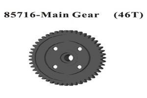 Steel 46t Spur Gear (85716)