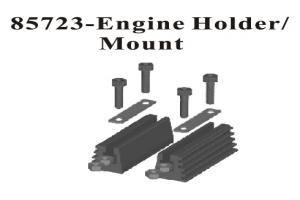 Aluminum Adjustable Engine Mount (85723)