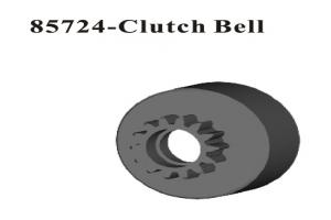 Steel 14T Clutch Bell (85724)
