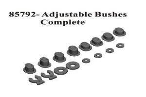Adjustable Bushings Complete (85792)