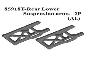 Aluminum Rear Lower Suspension Arms 2pcs (85918)