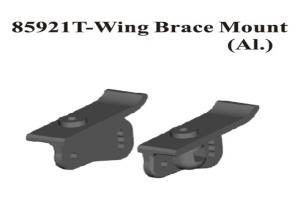 Aluminum Wing Brace Mount (85921)