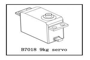 9kg Steering Servo (B7018)