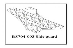 Side guard plate 1 pcs (BS704-003)