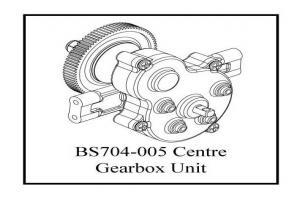 Centre Gearbox Unit (BS704-005)