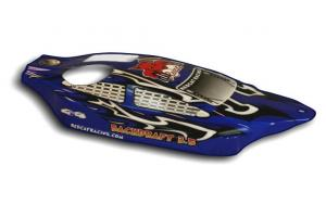 1/8 Backdraft Nitro Buggy Body Blue and Black (BS802-002)