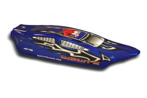 1/8 Backdraft 8E Buggy Body Blue and Black  (BS803-003)
