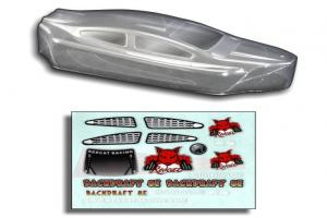 1/8 Buggy Body CLEAR (BS803-003C)