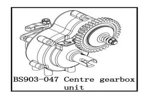 Centre Gearbox Unit (BS903-047)
